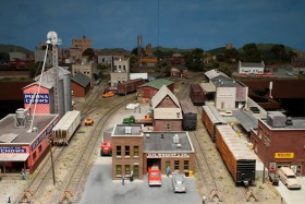 Bill Giese's Beautiful Rock Island HO Model Railroad