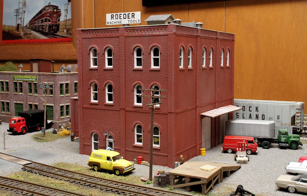 Gateway Central X Model Railroad | Design Concept to