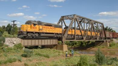 Ken Patterson's HO Scale Model Railroad