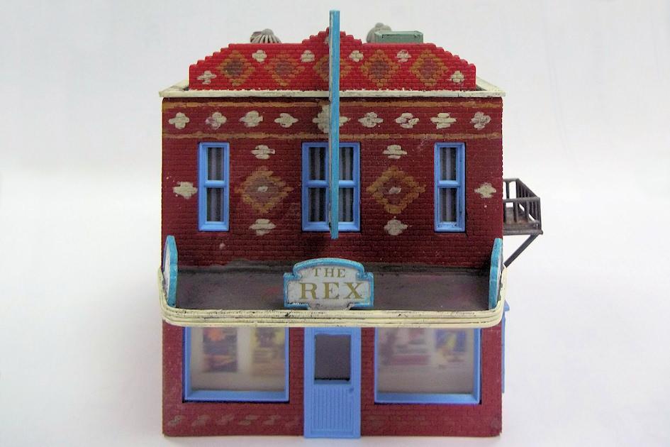 Rex Model Movie Theatre