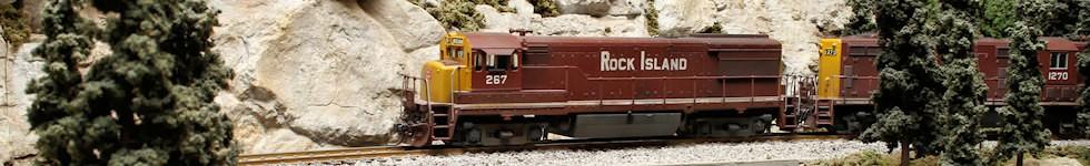 Bill Giese's Rock Island Railroad