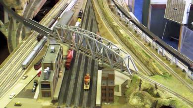 Big Bend Railroad Club Rebuild