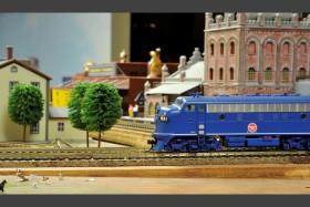 Bob Sanderson's Illinois Southern Model Railroad