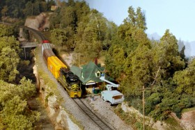 St. Charles Central Model Railroad