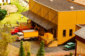 Bob Weinman's Harbor Point & Western Railroad
