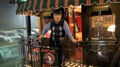 Oliver C. Joseph Private Train Car