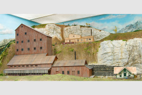 Bob Lenz' Colorado Western & Aspen Junction Model Railroads