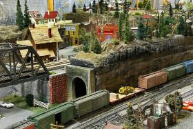 Rick Pfarr's Northern and Western Model Railroad