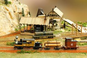 Herb Koenig's Cordite & Flatriver Model Railroad