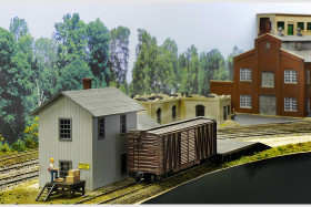 John Peluso's Frisco Lines Eastern Division Model Railroad