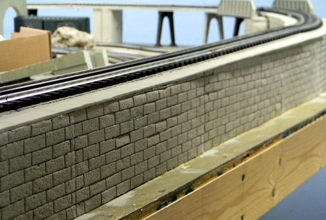 Build a Styrofoam Retaining Wall
