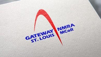 Gateway NMRA 3D Logo 39