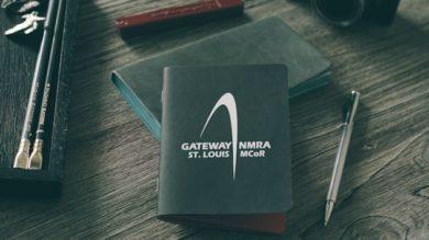 Gateway NMRA 3D Logo 50