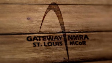 Gateway NMRA 3D Logo 63