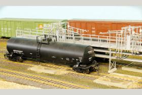 Patrick Pope's Cotton Belt Model Railroad
