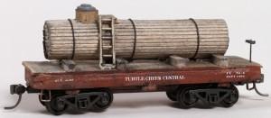 Turtle Creek Central #218 Tank Car