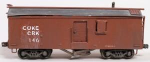 Coke Creek #146 Box Car