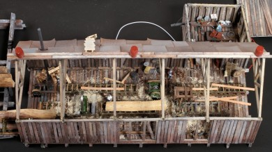Tom Trotter's Steam-Powered Rustic Sawmill