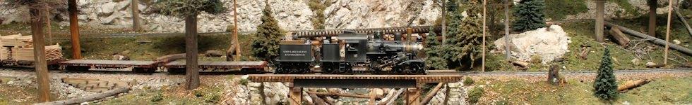 Pete Smith's Loon Lake Railway & Navigation Co.