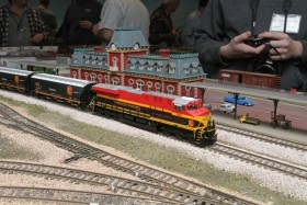 Litchfield Train Group's HO Scale Illinois Model Railroad