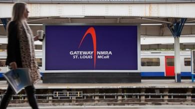 Gateway NMRA 3D Logo 83