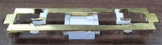 Lima-Hamilton Diesel Switcher Top of Frame