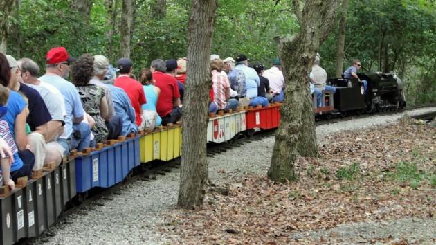 NMRA-NRHS 8th Annual Train Picnic Sept. 19, 2015