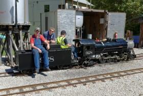 NMRA-NRHS-WF&P Train Picnic 2015