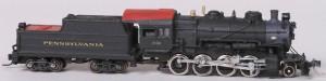Pennsylvania #7698 Steam Locomotive
