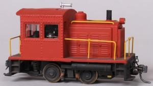 20T Whitcomb Locomotive