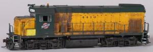 C&NW #4410 GP15 Diesel Locomotive