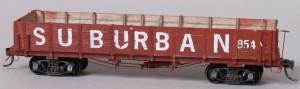 Suburban #854 Gondola