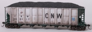 C&NW #880117 Hopper
