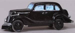 1938 Nash Railcar