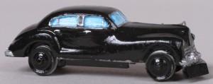 1941 Packard Railcar