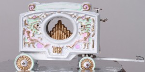 Circus Organ Wagon