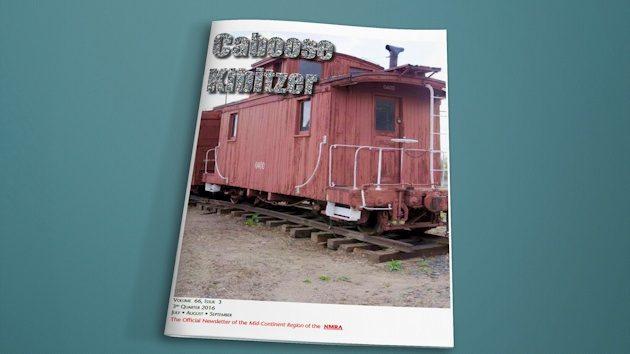 Caboose Kibitzer, 2016, Vol. 66, No. 3