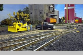David Lowell's HO Scale Chicago & Illinois Midland Railroad