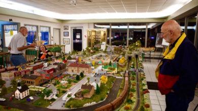 Iron Spike Model Railroad Museum