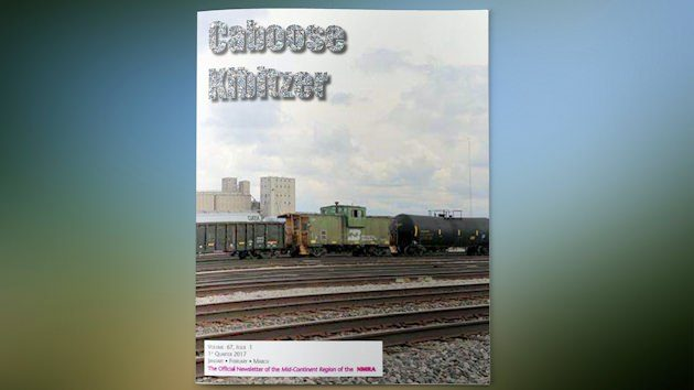 Caboose Kibitzer, 2017, Vol. 67, No. 1