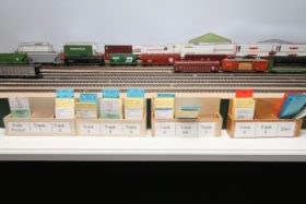 Operations Session on John Schindler's St. Louis Junction Railroad