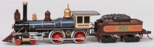 Union Pacific #119 American Steam Locomotive