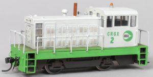 Cargill #2 Diesel Locomotive