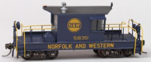 N&W #518351 Transfer Caboose