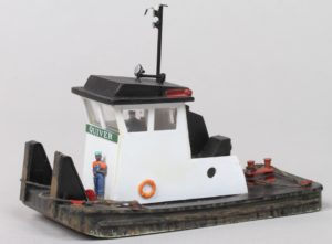 Quiver River Tow Boat