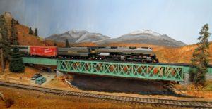 3983 on Brad Joseph's Union Pacific