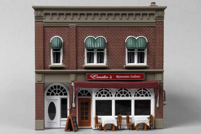 Emilio's Italian Restaurant Front View