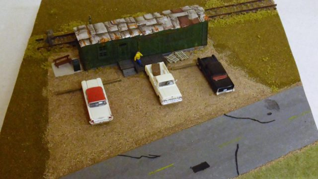 Diorama: The First Time