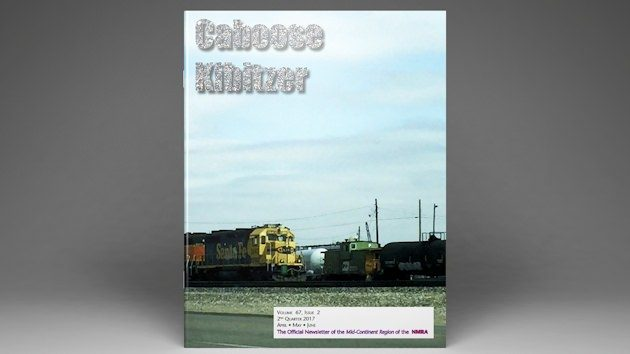 Caboose Kibitzer, 2017, Vol. 67, No. 2