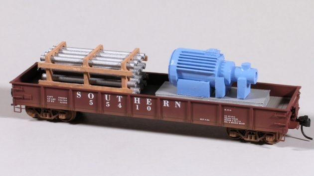 Wildwood (St. Louis) Hobby Manufacturer 3D Prints Detail Parts